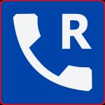 Button Footer Kostenloser Rückruf-Service