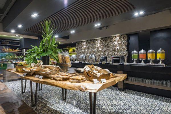 Hotel Movich Las Lomas - Restaurants and Bars 2