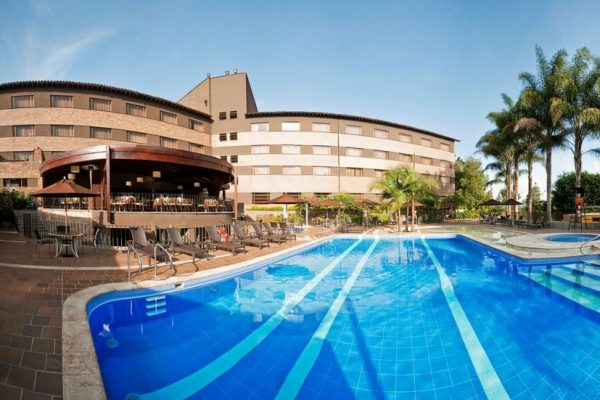 Hotel Movich Las Lomas - Pool