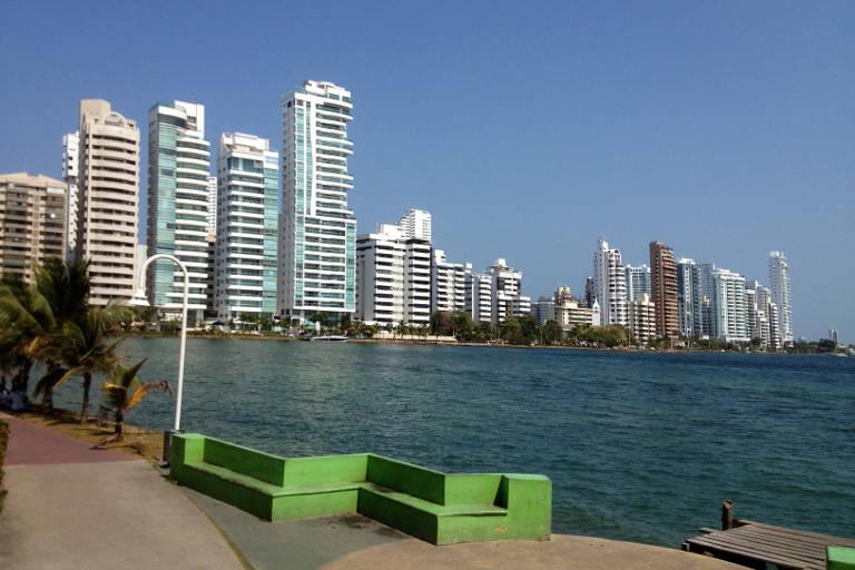 Das moderne Cartagena