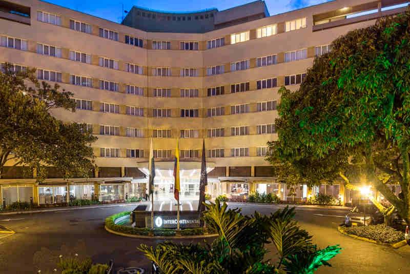 ECC-Hotels: Hotel Intercontinental Medellin