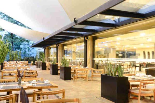 Restaurant Brasserie im Hotel Intercontinental Medellín
