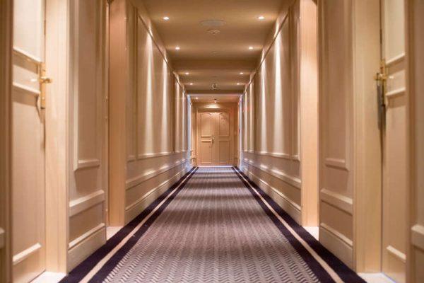 Hotel Intercontinental Medellin - Flur