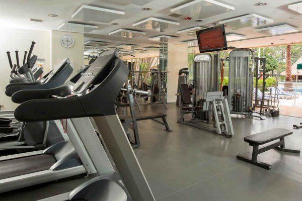 Hotel Intercontinental Medellin - Gym