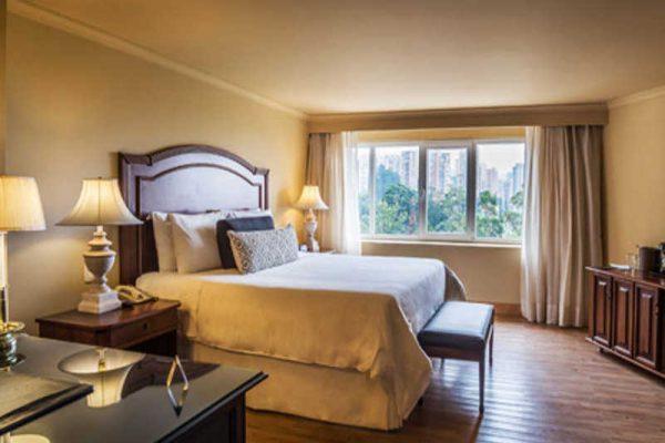 Hotel Intercontinental Medellin - Zimmerbeispiel