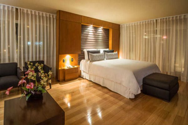 Hotel Intercontinental Medellin - Zimmerbeispiel 2