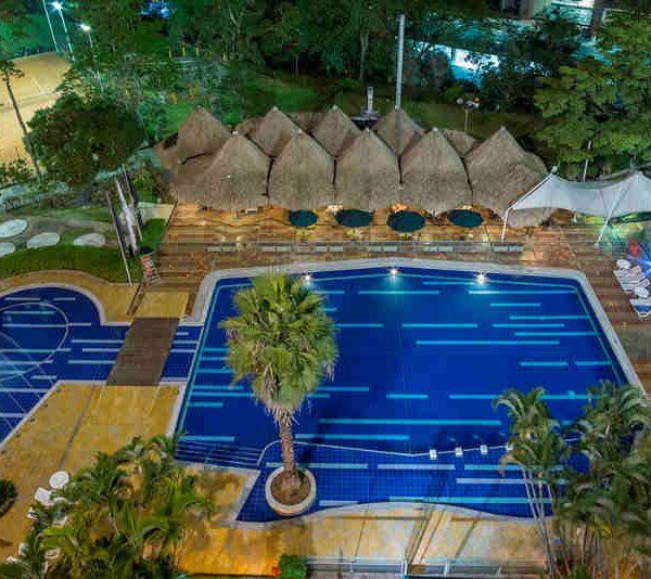 Hotel Intercontinental Medellin - Pool