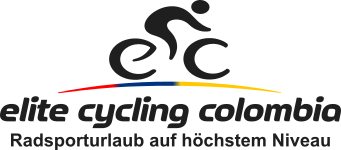 Logo Elite Cycling Colombia black