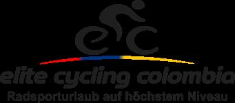 Logo Elite Cycling Colombia black