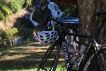 Colombia Road Cycling Training Camp: Coffee stop in beautiful nature