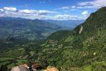 Rennradreise Faszinierendes Kolumbien: Blick auf den Río Cauca