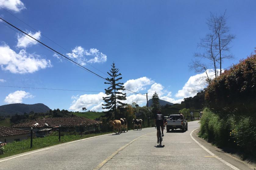 Rennradreise Faszinierendes Kolumbien