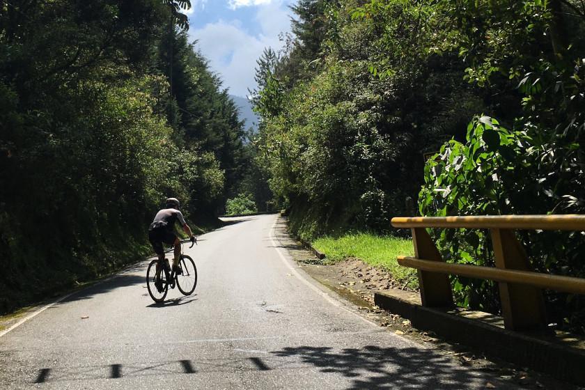 Rennradreise Faszinierendes Kolumbien: El Escobero - nur für gut trainierte Rennradler