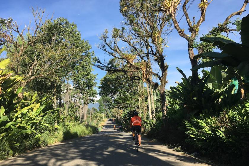 Auf dem Weg nach Jardín, Rennradreise Faszinierendes Kolumbien