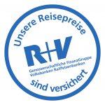 Siegel R+V Reiseversicherung